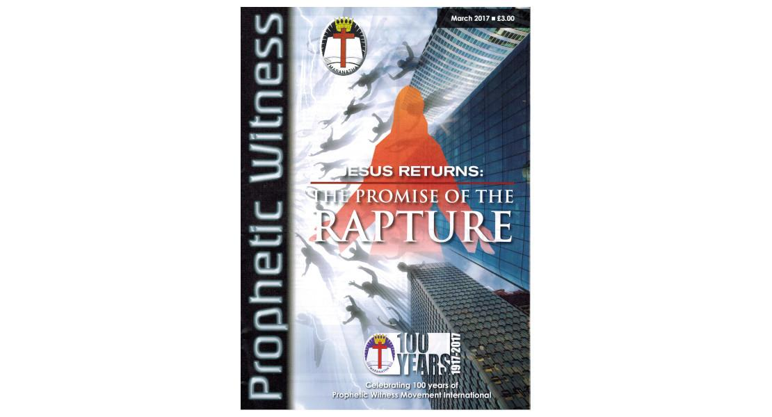 JESUS RETURNS: The Promise Of The Rapture