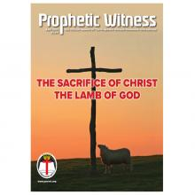 Prophetic Witness - April 2021